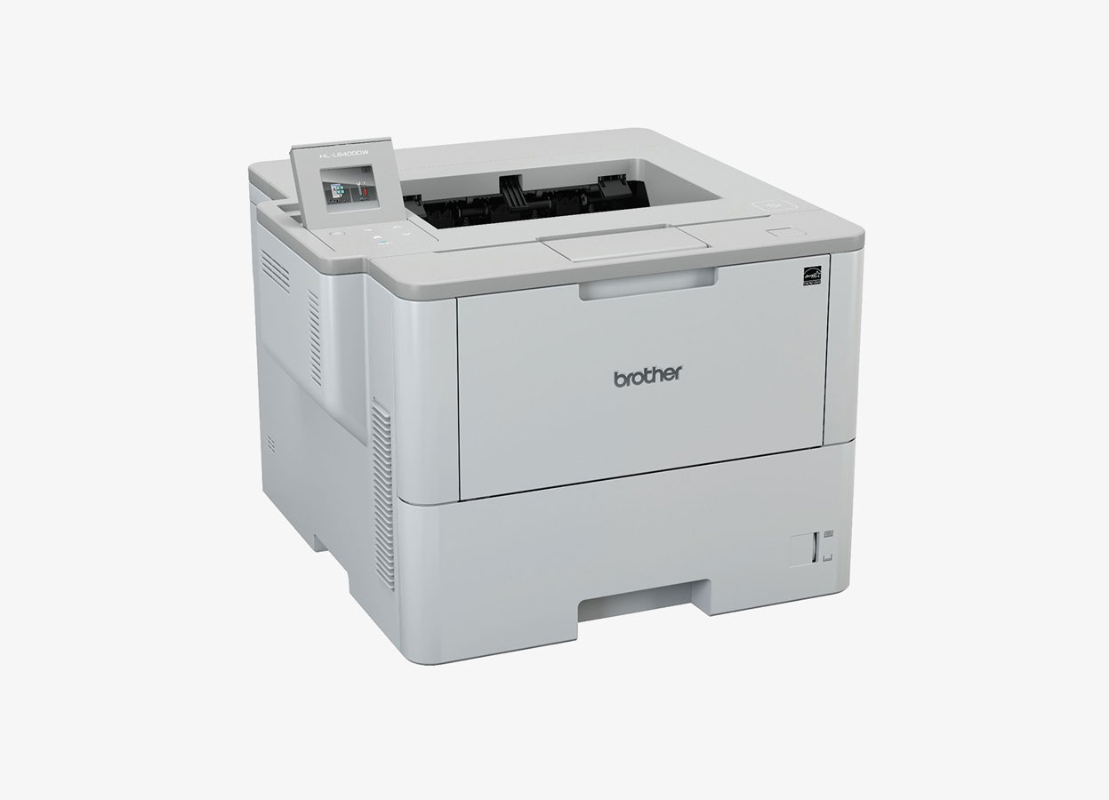Brother S/W Laserdrucker