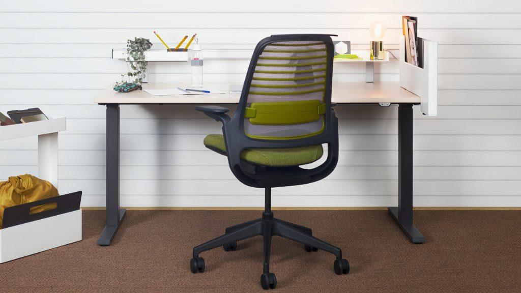 Steelcase Series 1 Arbeitsstuhl mit 4D-Armlehnen