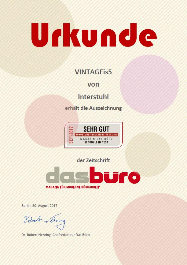 Vintageis5 Auszeichnung