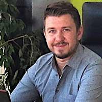Porfilpicture Max Huser